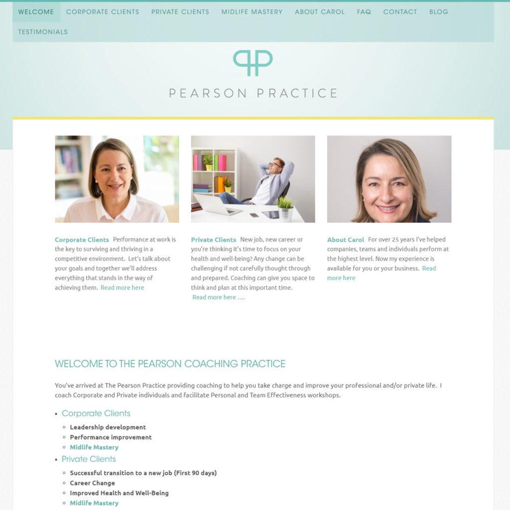 pearsonpractice