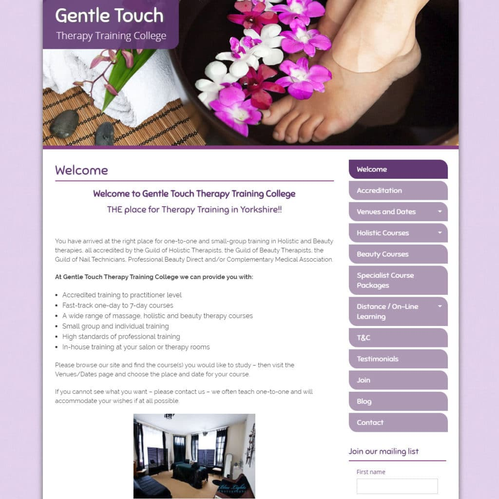 a-gentle-touch