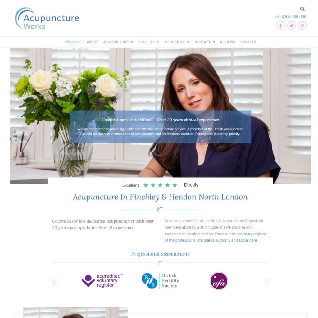 acupunctureworkslondon