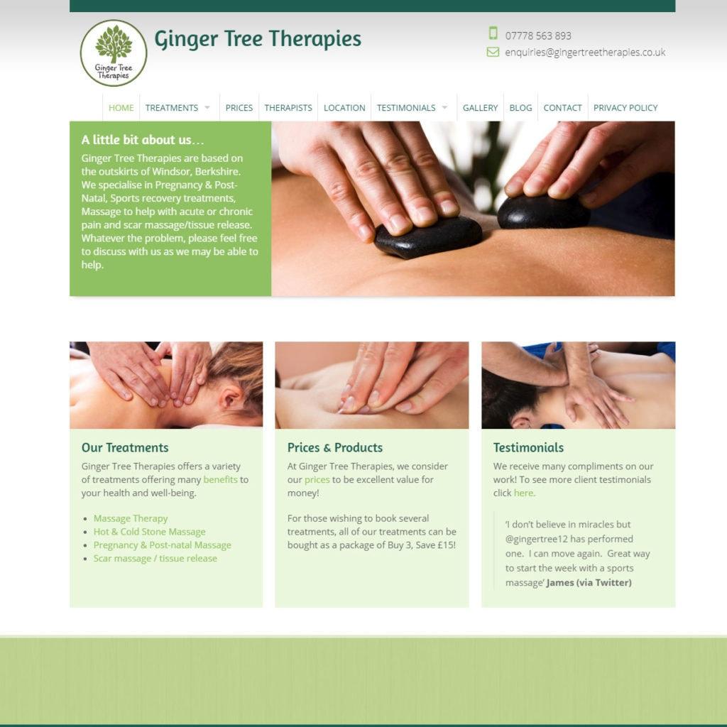 gingertreetherapies