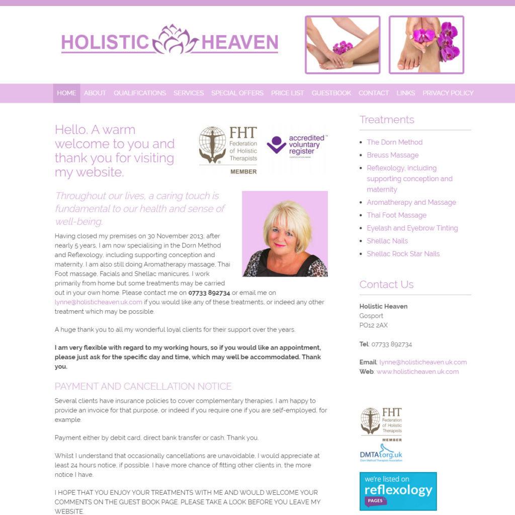holisticheaven
