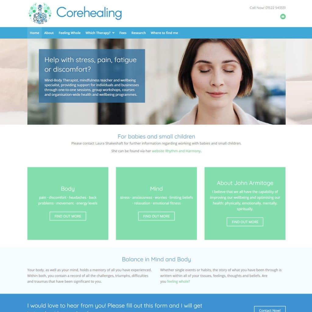 corehealing