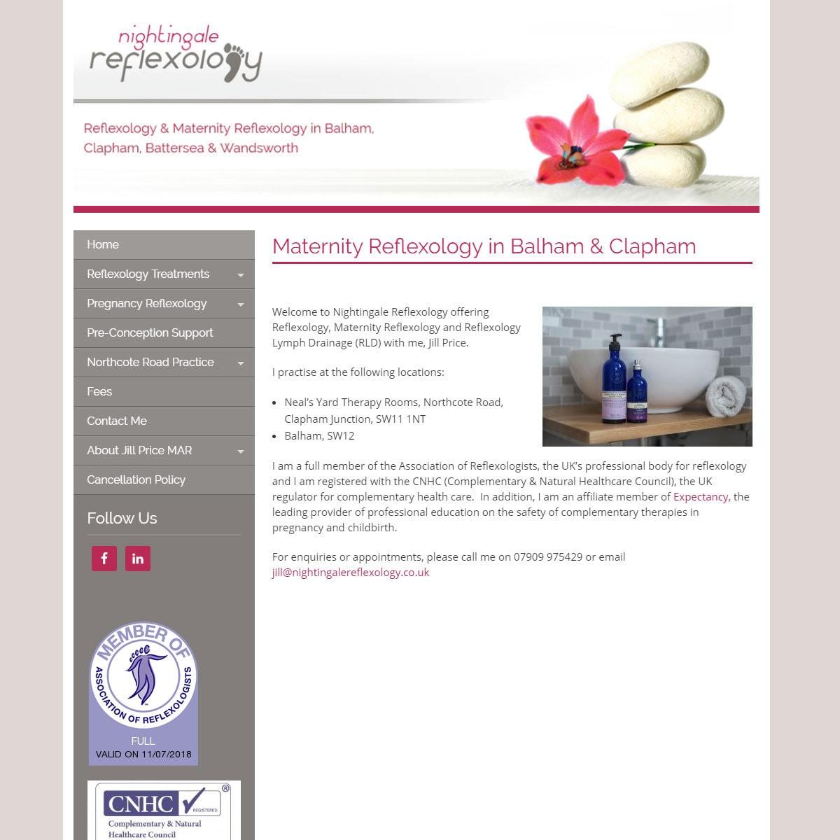 nightingalereflexology