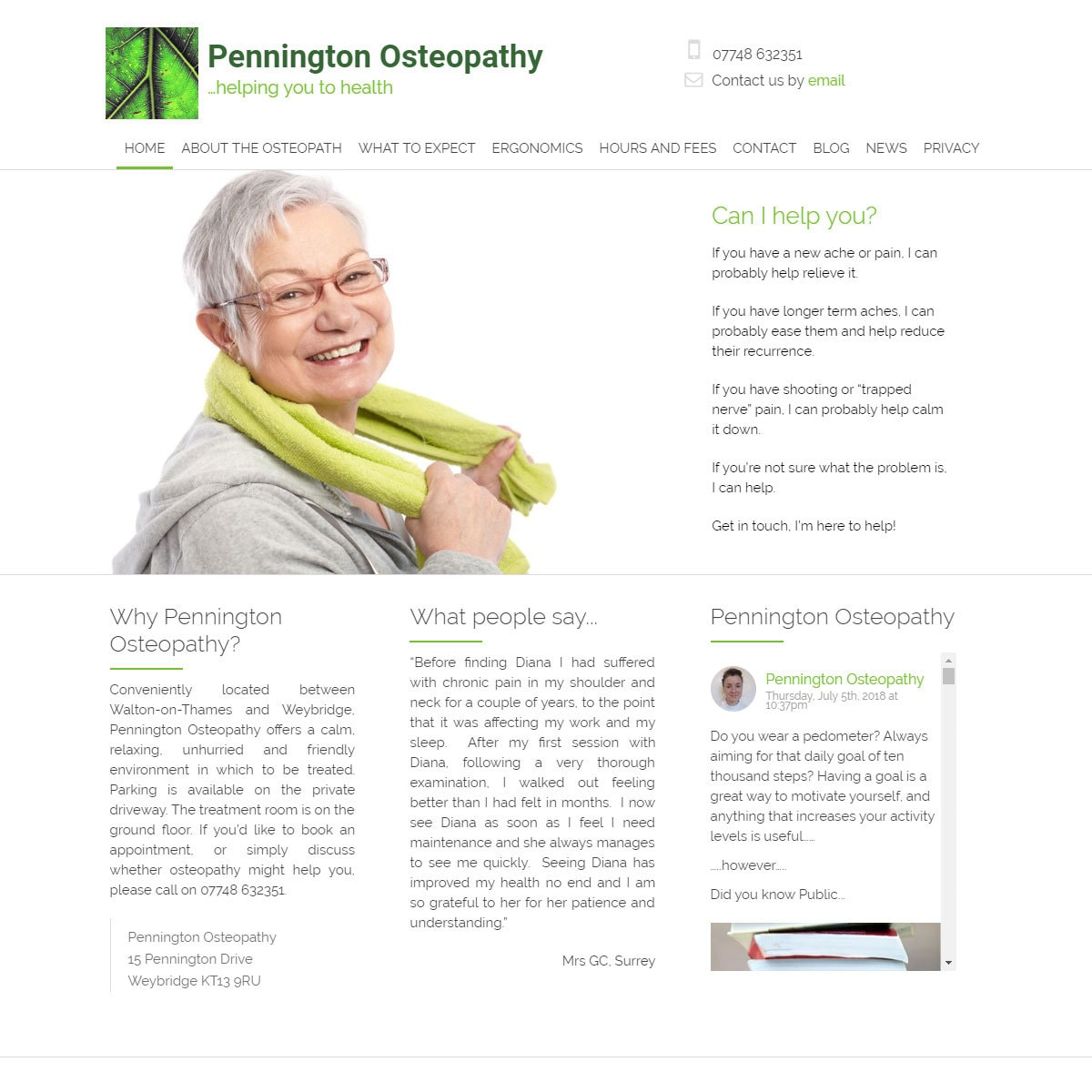 penningtonosteopathy