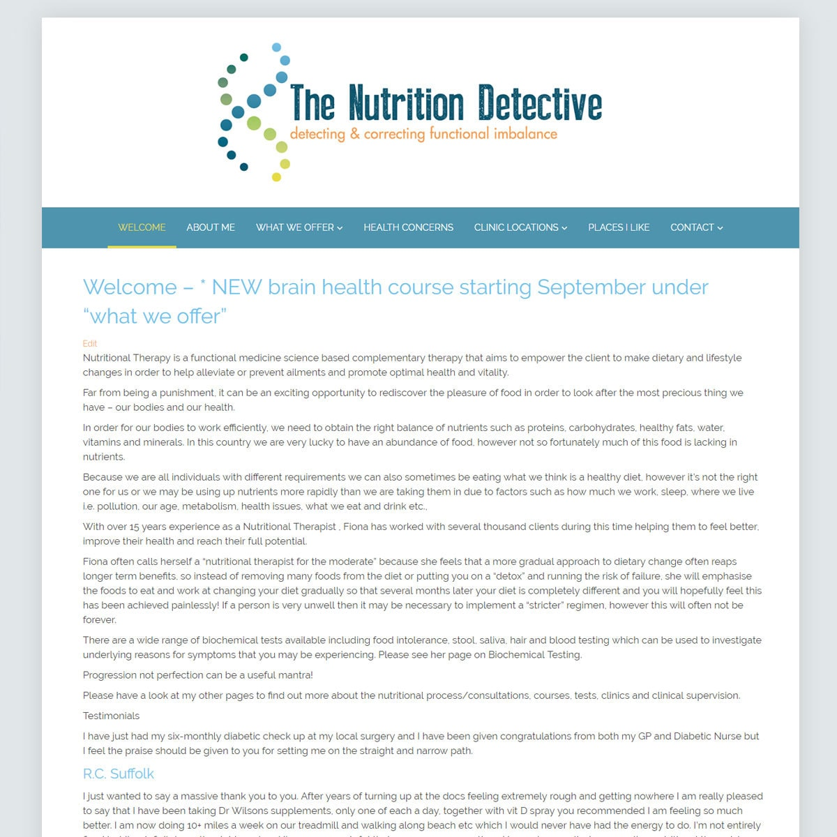 thenutritiondetective