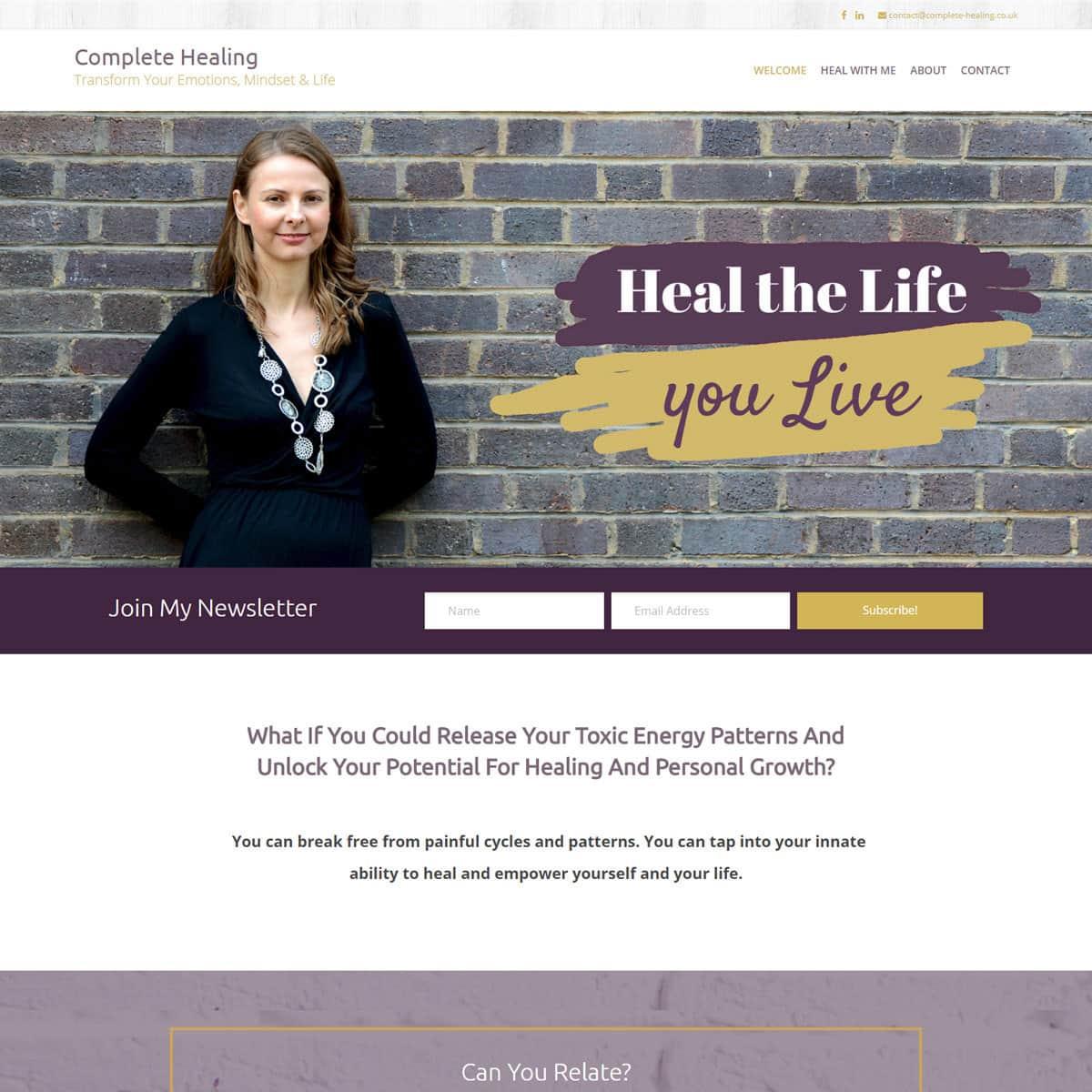 complete-healing