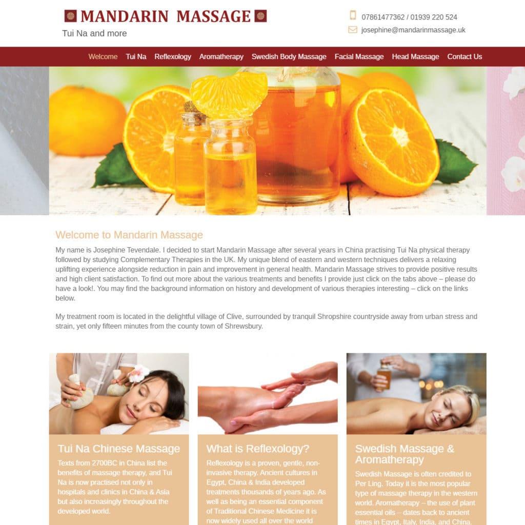 mandarinmassage