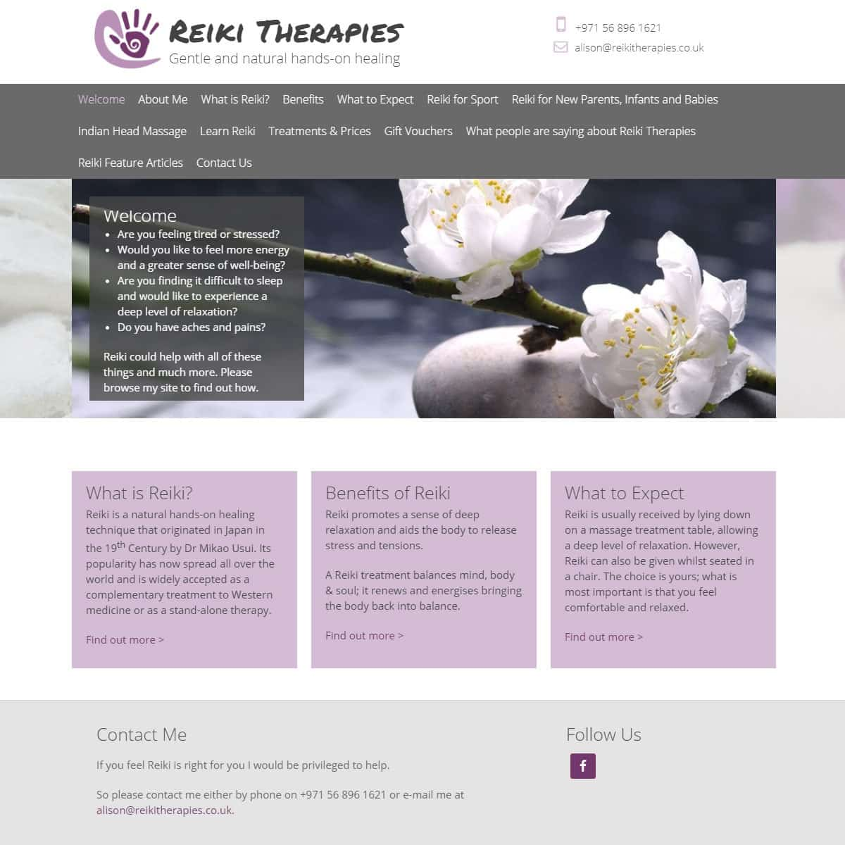 reikitherapies