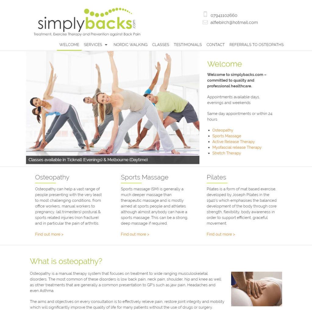 simplybacks