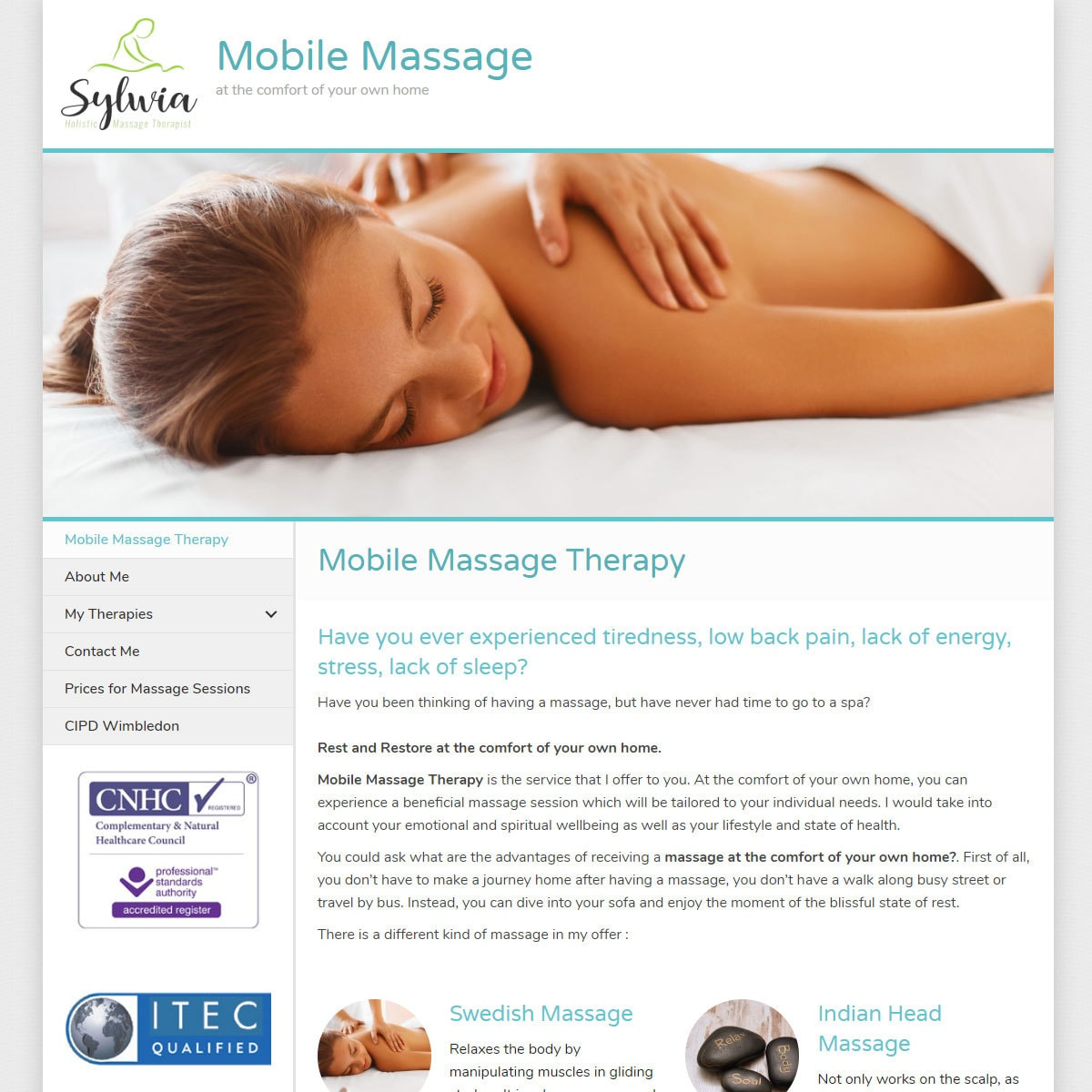holisticmassagetherapist