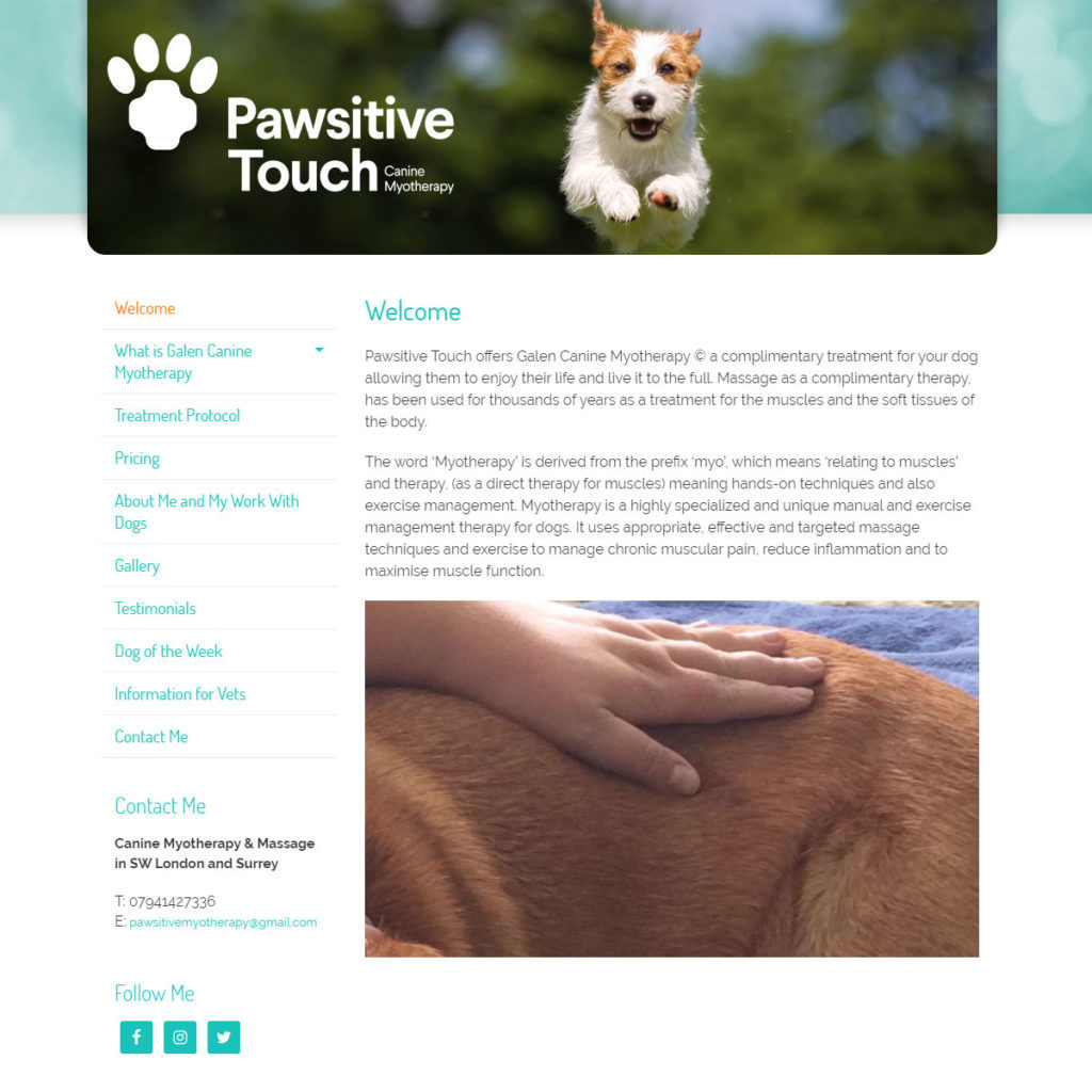 pawsitivetouch