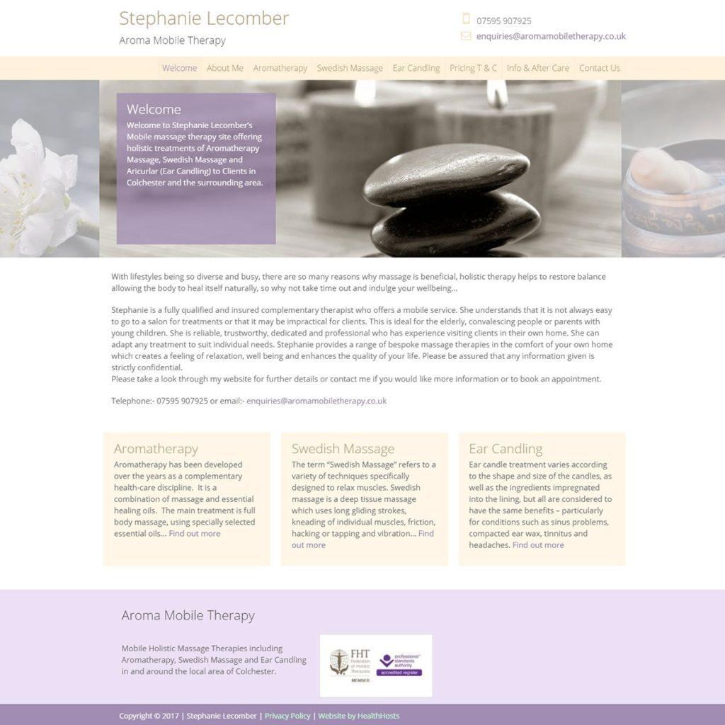 aromamobiletherapy