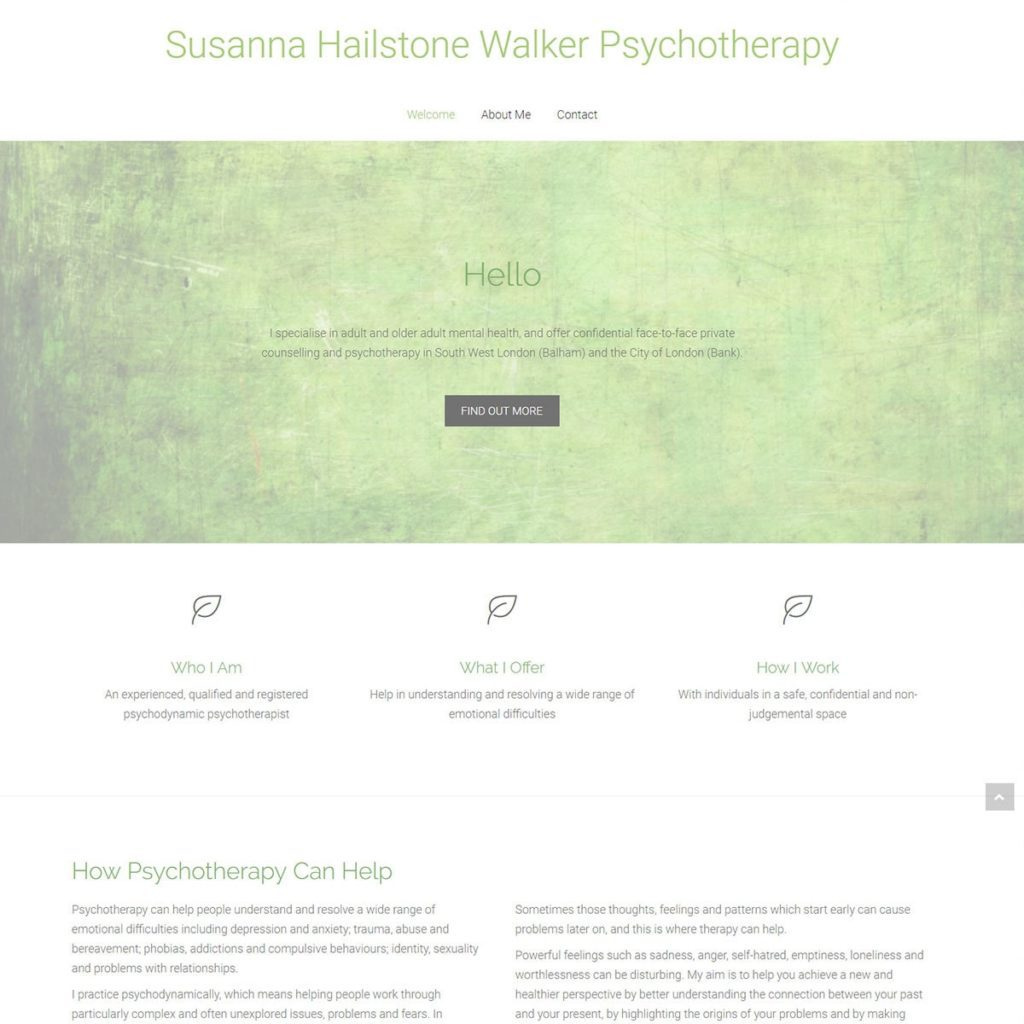 shwpsychotherapy