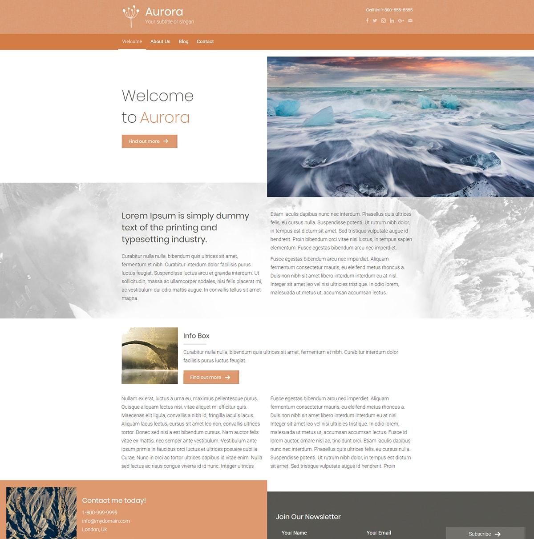 web_Aurora