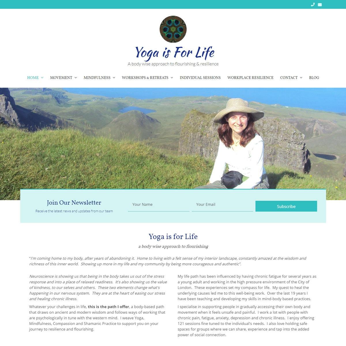 yogaisforlife