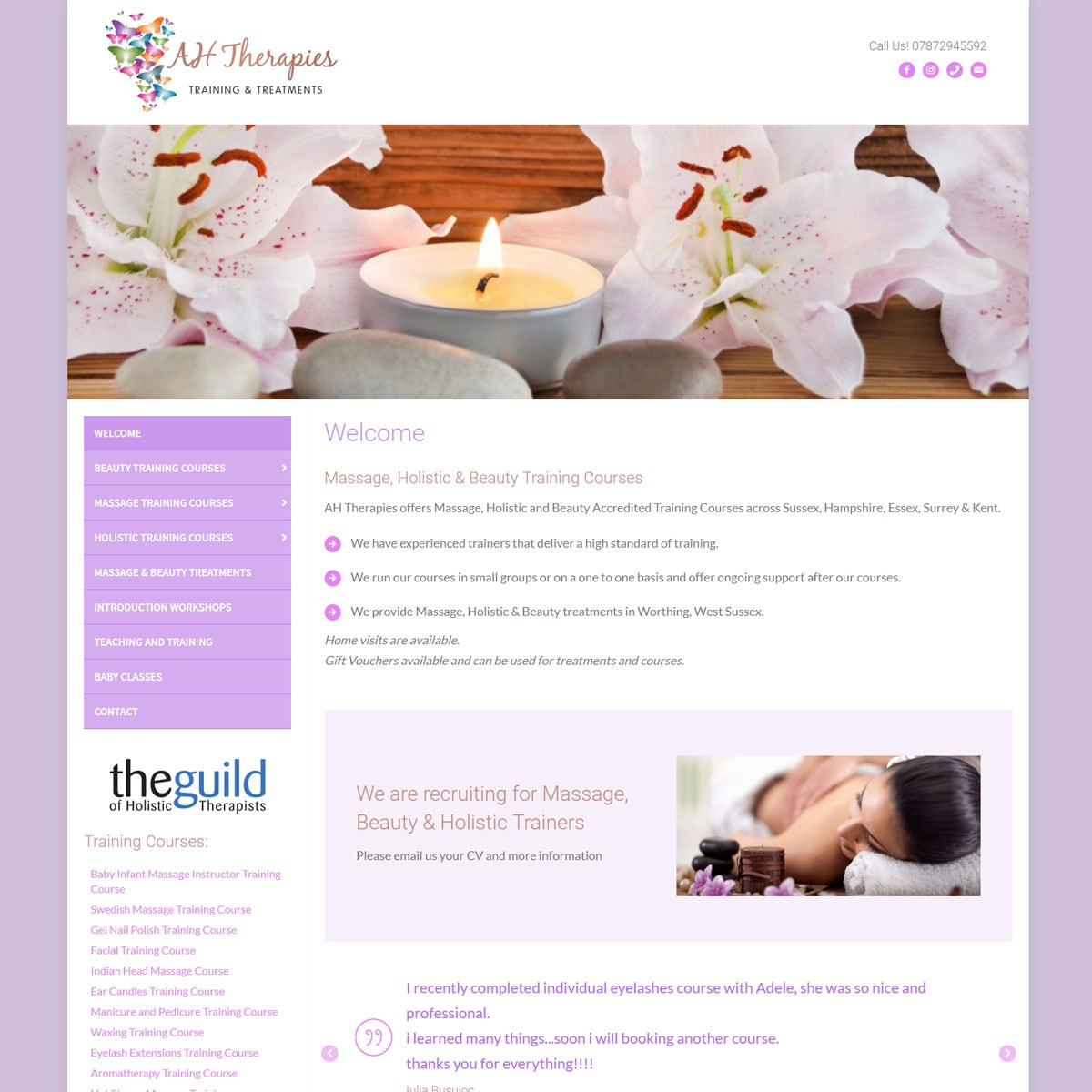 ahtherapies