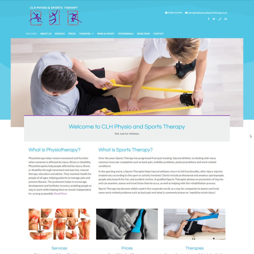clhphysioandsportstherapy