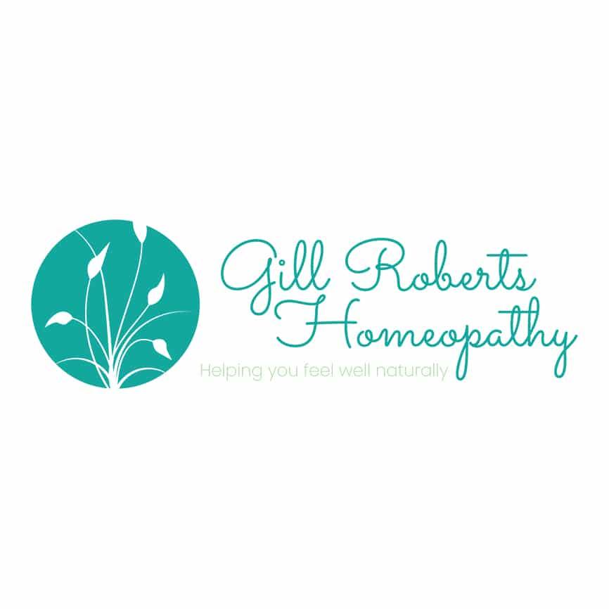 Logo-Design-–-Gill-Roberts-Homeopathy