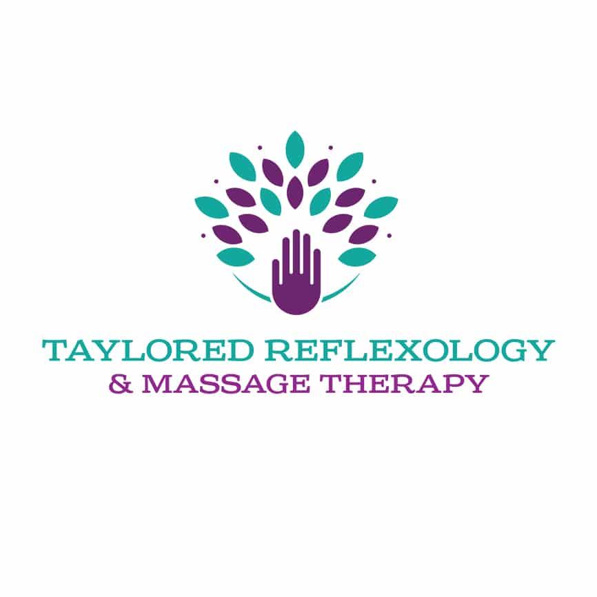 Logo-Design-–-Taylored-Reflexology-and-Massage-Therapy