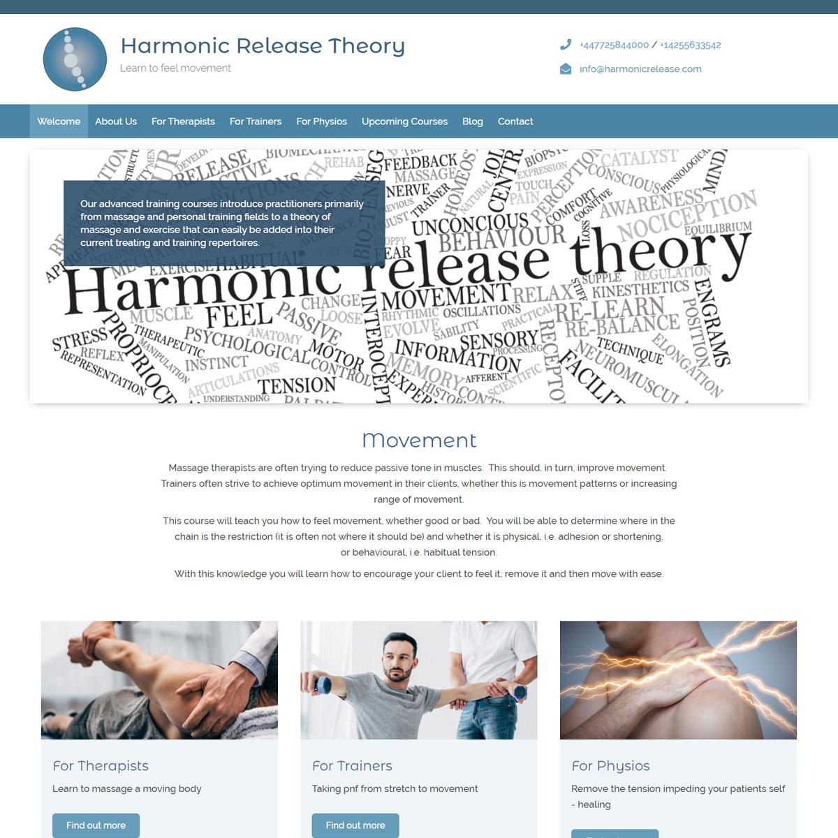 harmonicrelease