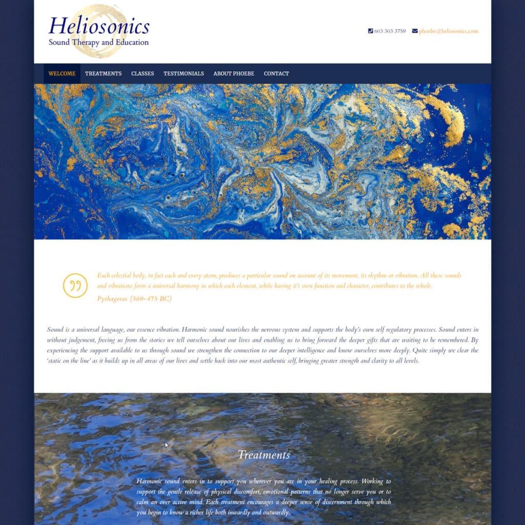 heliosonics