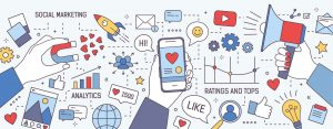 Incorporating social media feeds into your web presence