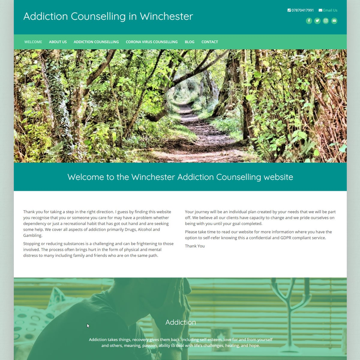 addictioncounsellinginwinchester