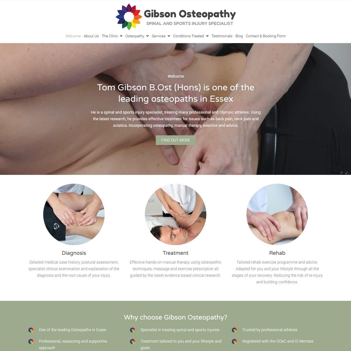 gibsonosteopathy