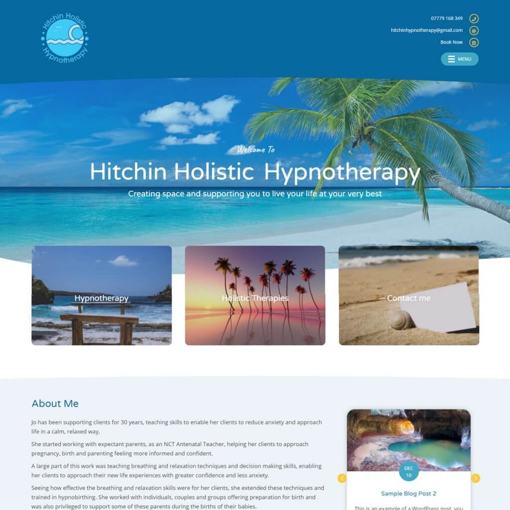 hitchinhypnotherapy