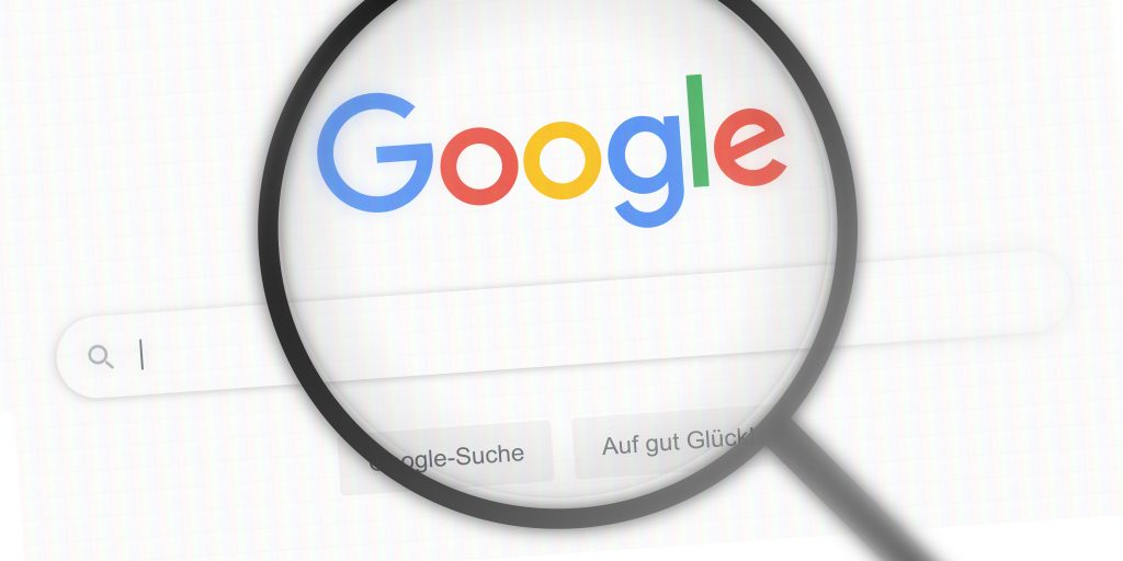 Google page experience update with new labels in search results