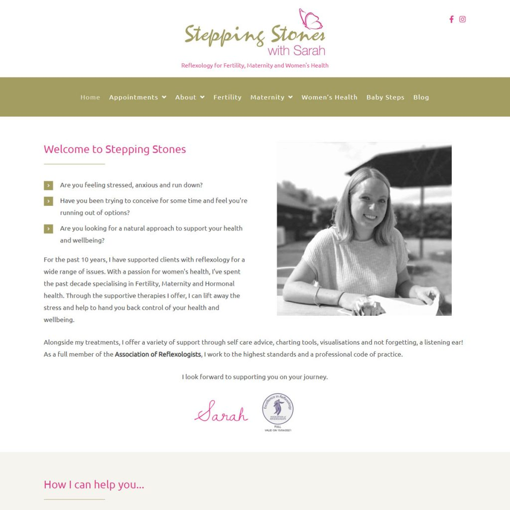 Stepping-Stones-with-Sarah